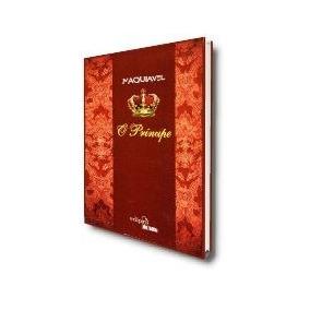 Lote 3 Livros Novos - O Principe Maquiavel Edição De Bolso
