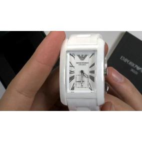 Relógio Empório Armani Ar1409 Liquidação 90% Off Ceramica C3