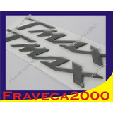 Kit Emblema Calcomania Para Moto Yamaha Tmax Y Tmax500