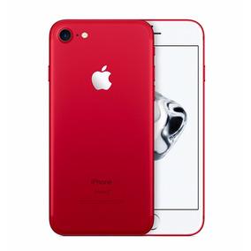 Iphone 7 128gb Rojo Edicion Limitada Nuevo 1 Año Garantia