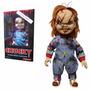 Muñeco De Chucky De 15 Pulgadas Mezco Habla Rie Y + Oferta