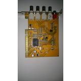 Placa De Captura Dvr 4 Canais P/ Câmeras Segurança Cftv