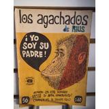 Comic Los Agachados De Rius 56 Editorial Posada