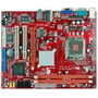 Placa Pcchips P17g Socket 775 Dual Core Core2duo Corequad