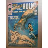 Submarinero Hulk Tales To Astonish #80 Marvel Orignal Ingles
