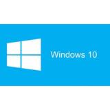 Windows 10 Pro Licencia Original Para 1 Pc