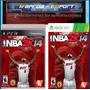 Nba 2k14 Para Ps3 Y Xbox 360 Juego Promoción Sellado