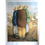 Oferta Vendo Serigrafia Los Tres Comisarios De Hector Poleo