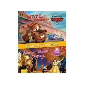 Livro Histórias De Amizade Disney-pixar