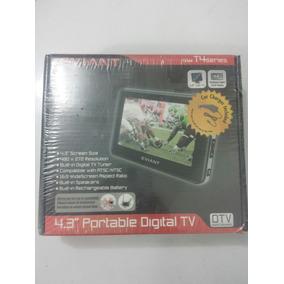 Televisor Digital Full Color Portátil Lcd 4.3 P