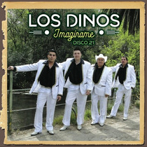 Los Dinos - Imagíname - Disco 21 - Cd