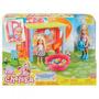 Barbie. Chelsea Y Su Casa Divertida- Mattel