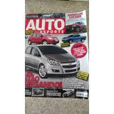 Revista Auto Esporte Junho 2008 Palio Locker Nissan Gtr Polo
