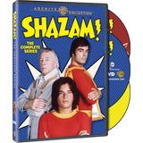 Shazam! Capitão Marvel - Série Completa Dublado