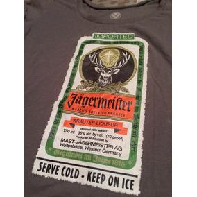 Jägermeilter Remera Musculosa Usa M