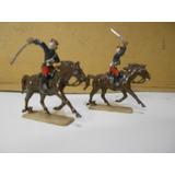 Soldados De Caballeria Chilenos 1879