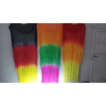 Abanicos Seda Natural 100 100 De 1.80 Largo 3 Colores Hay Va