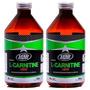 Carnitine Liquid 500 Ml Star Nutrition Promo X 2 Unidades