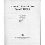 Libro En Inglés Power Travelling-wave Tubes , Microondas