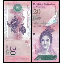Venezuela 20 Bolivares 2009l!