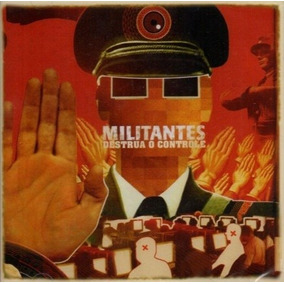 Cd Militantes - Cd Punk Cristão - Cd Punk Rock Gospel
