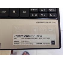 Netbook Acer Aspire One Peças.
