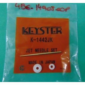 Agulha Do Pistonete Xt225 Tdm225 Keyster Yamaha 4be-1490j-00