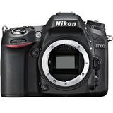 Cámara Nikon D7100 Dslr (solo Cuerpo) 0353