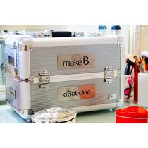 Maleta Maquiagem Completa Original Boticário Make B
