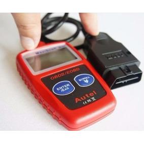 Scanner Automotivo Autel Maxiscan Ms309 Obd2 Gm Fiat Honda