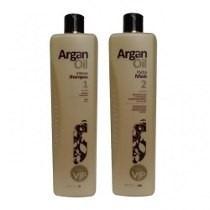 Nova Escova Progressiva Vip Argan Oil
