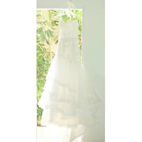 Vestido De Noiva Legenda Bridal - Importado Eua - Novo