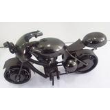 Motocicleta Pequena Em Miniatura Novo