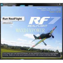 Cabo Simulador Real Flight G7 Phoenix 5.0 Xtr5.03aerofly1.97