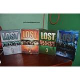 Dvds Lost Temporadas 1 + 2 + 3 + 4 + Jockey Lost