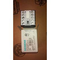 Contactor Siemens 3tf20 01-0an1 Bobina 220vac