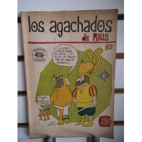 Comic Los Agachados De Rius 10 Editorial Posada