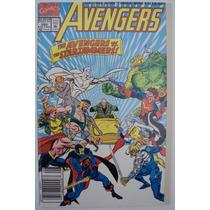 Avengers 350 Especial Flip-book (marvel 1992).no Televisa.