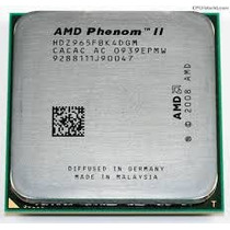 Phenom Il 2 X4 965 Black Edition 3,4 Ghz Oem Com Garantia