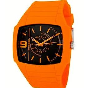 Reloj Diesel Naranja