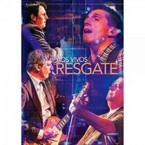 Banda Resgate - Dvd - Aos Vivos - Original