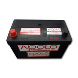 Bateria 12x110 Apolo Peugeot 504 Diesel Indenor