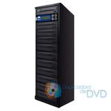 Duplicadora De Dvd E Cd Com 11 Gravadores Sony 7280s
