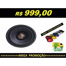 Alto Falante Eros 12p 3500w Rms 4 + Controle Jfa K1200 Mtrs