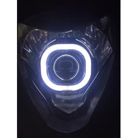 Projetor Universal Bi-xenon, Angel Eyes Universal