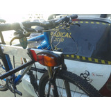 Sinalizador Transbike, Régua Sinalização Suporte Placa Mr479