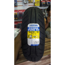 Pneu Traseiro Michelin Power Pure 150/70-13 Burgman 400