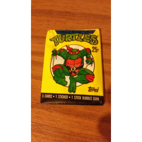 Tortugas Ninja Sobre Sellado