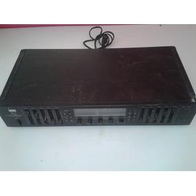 Ecualizador Grafico Stereo Marca Sansui Modelo Rg-7
