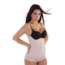 Fajas Colombianas Body Reductor Skin Plus Con Forro Algodón!